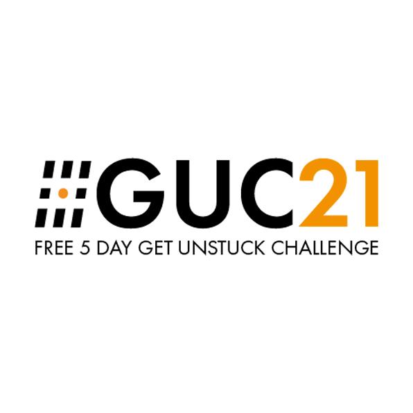 Get Unstuck Challenge Logo