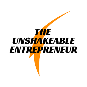 the unshakeable entrepreneur Logo