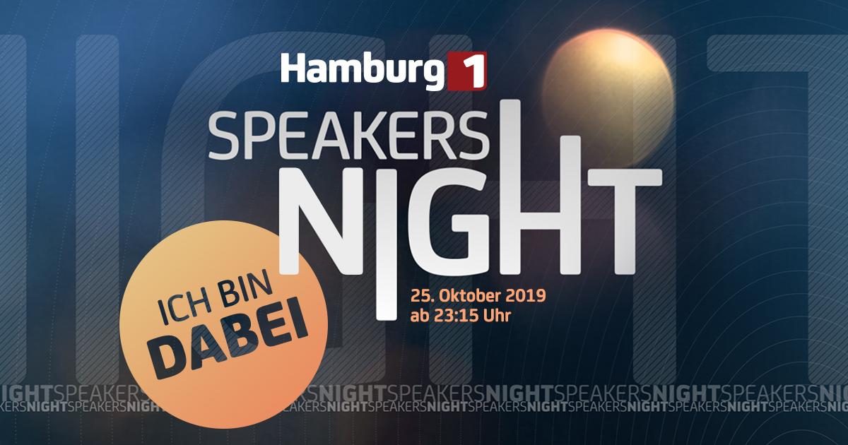 Speakers Night